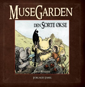 Muse Garden - Den sorte økse
